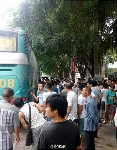 Vụ việc xảy ra ở huyện Long An, tỉnh Quảng Tây, Trung Quốc