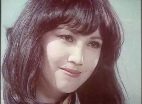 Thanh Lan và cố diễn viên Đơn Dương