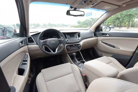 Các công nghệ an toàn được trang bị đầy đủ trên mẫu xe này