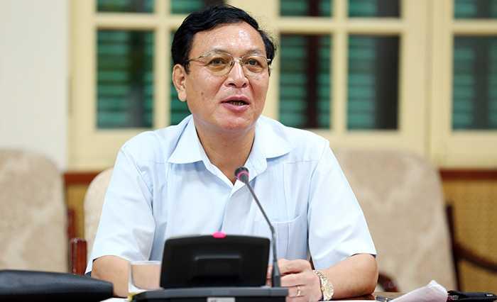 Bộ trưởng Giáo dục và Đào tạo Phạm Vũ Luận đã nhận trách nhiệm về những bất cập trong đợt xét tuyển nguyện vọng 1 vừa qua