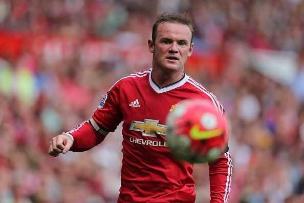 Wayne Rooney đang gánh trọng trách ghi bàn cho Man Utd