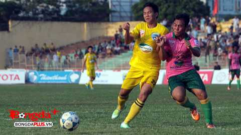 FLC Thanh Hoá thắng Đồng Tháp 1 - 0