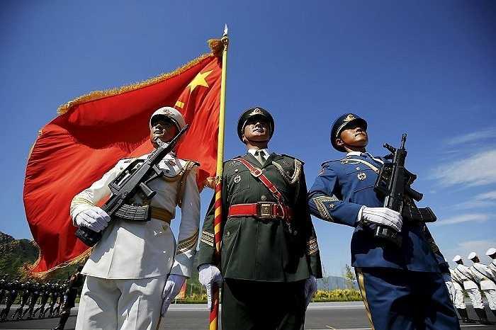 Theo ông Aleksandr Isaev, Học viện Khoa học thuộc Viện Viễn Đông của Nga, mục đích của Trung Quốc lần này là nhằm phô trương sức mạnh quân sự và chứng tỏ Trung Quốc là nước chiến thắng trong Thế chiến II