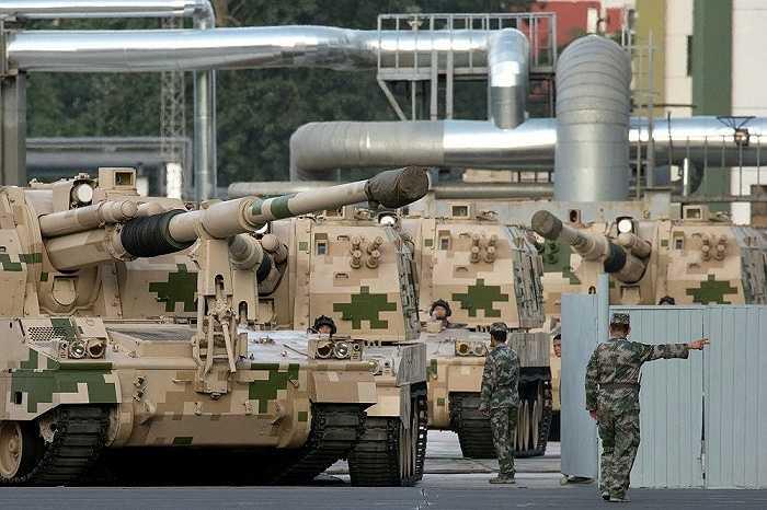 Hàng trăm thiết bị, vũ khí của Trung Quốc cũng sẽ có mặt trong cuộc duyệt binh quy mô lớn lần này
