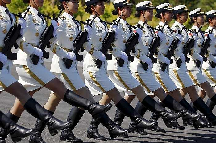 Một số lượng lớn thiết bị quân sự sẽ lần đầu ra mắt trong buổi lễ duyệt binh diễn ra tại Quảng trường Thiên An Môn ở Bắc Kinh vào ngày 3/9 tới