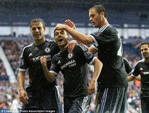 Chelsea hiếm khi thắng 3-2 kịch tính như tối qua