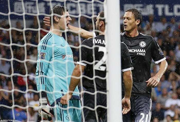 Anh là điểm sáng nhất của hàng thủ Chelsea