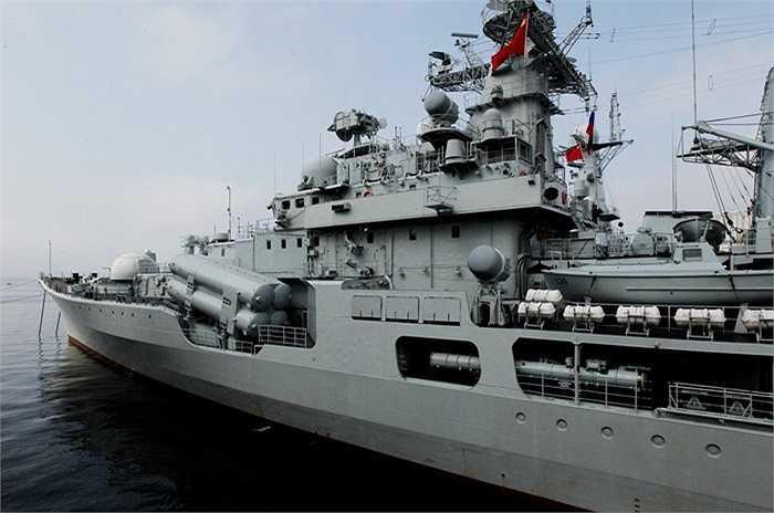 Tàu khu trục Taizhou của Hải quân Trung Quốc