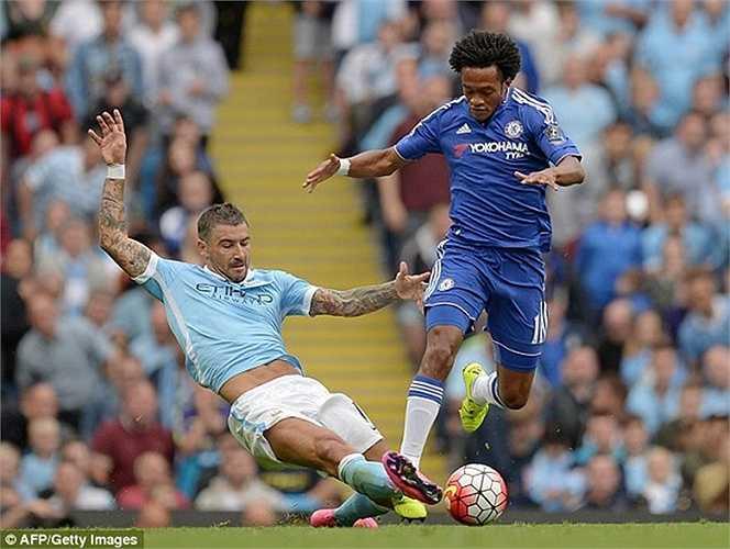 Trong 7 tháng ở Chelsea, anh chỉ được ra sân 13 lần tại Premier League, dù có giá chuyển nhượng lên tới 25 triệu bảng