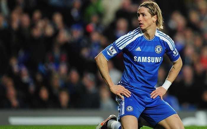 Fernando Torres đương nhiên nằm trong danh sách này. 4 năm ở Chelsea, El Nino chỉ có 20 bàn ở Premier League, và rõ ràng không tương xứng với 50 triệu bảng mà The Blues bỏ ra