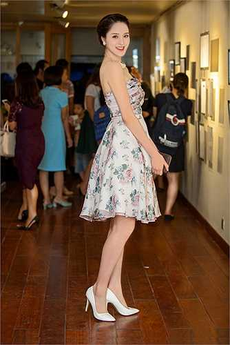 Thời gian tới, cô sẽ tích cực đóng góp nhiều hơn cho xã hội với cương vị là Á hậu 2 cuộc thi Hoa hậu Việt Nam 2012.