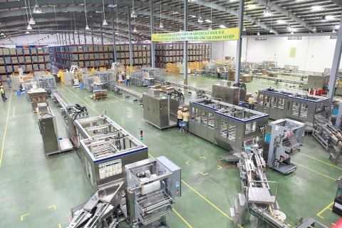 'Bơm' thêm 1.300 tỷ đồng đầu tư nhà máy sản xuất sữa đậu nành