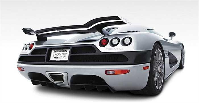 Mức giá khi xuất xưởng của siêu xe này là 3,08 triệu USD.