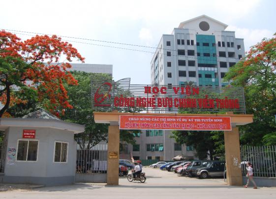 Học viện Công nghệ Bưu chính viễn thông đã chính thức công bố điểm chuẩn năm 2015.