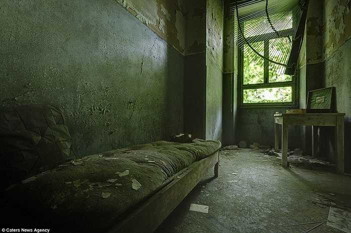 Một phòng ở của tòa nhà