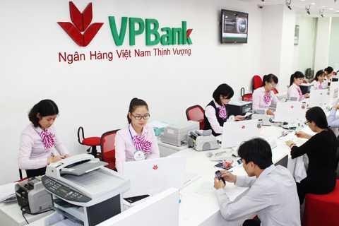 VPBank trở thành ngân hàng trả lương  cao nhất