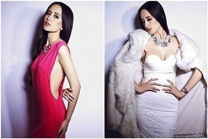 Gu thời trang của người đẹp sinh năm 1988 trở nên thời thượng.