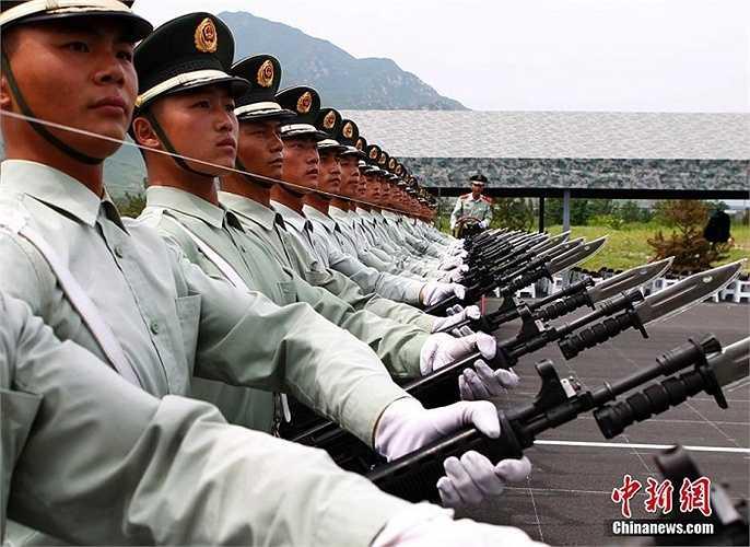 Quân đội 10 nước trong đó có Nga sẽ gửi binh sĩ tới tham gia duyệt binh