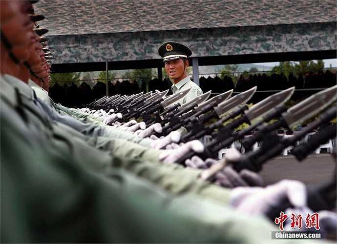 Hàng trăm thiết bị, vũ khí của Trung Quốc sẽ có mặt trong cuộc duyệt binh quy mô lớn lần này