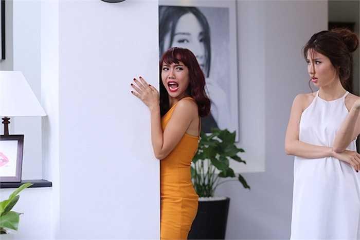 Trong khi tập thoại hay diễn thử, các diễn viên tỏ ra rất thích thú với vai diễn của mình và thường xuyên cười đùa khiến trường quay rất vui vẻ và sinh động.