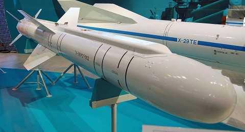Bom Grom-2 được chế tạo trên cơ sở thiết kế kỹ thuật của tên lửa Kh-38ME