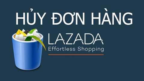 Lazada luôn giao chậm hàng hoặc hủy đơn hàng đơn phường của người mua vì lý do là hết hàng - Ảnh minh họa