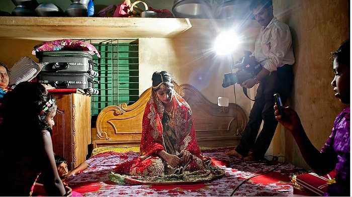 Mặc dù luật pháp không cho phép nhưng tình trạng tảo hôn vẫn diễn ra ở Bangladesh khiến những cô dâu nhí như Nasoin Akhter cảm thấy như 'rơi vào địa ngục' khi bước về nhà chồng