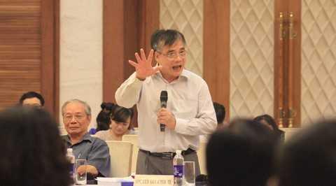 Chúng ta lo đàm phán nhưng không lo chuẩn bị, đàm phán cứ đàm phán nhưng những người ở nhà thì không chuẩn bị, không có ý thức chuẩn bị - ông Trần Đình Thiên, Viện trưởng Viện Kinh tế Việt Nam.