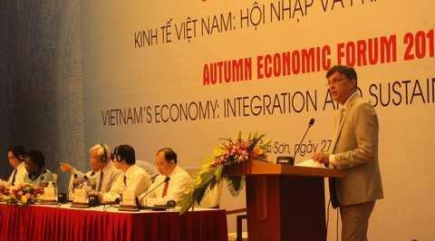 Chia sẻ về kinh nghiệm hội nhập, ông Hugh Borrowman, Đại sứ Australia cho rằng, Việt Nam trong giai đoạn này cần thực hiện những cải cách sâu rộng, toàn diện.