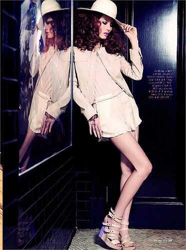 Bảo Hòa từng là người mẫu rất nổi tiếng trong nước những năm đầu 2000