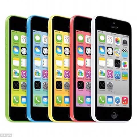 Sẽ có thêm một sản phẩm iPhone vỏ nhựa sau iPhone 5C?