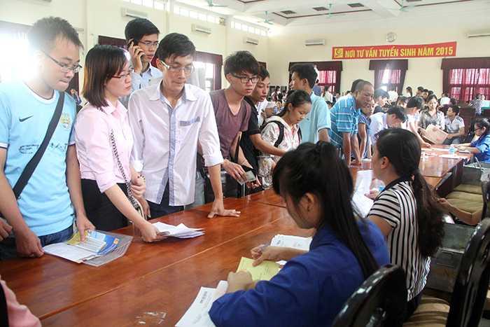 Bộ Giáo dục và Đào tạo yêu cầu các trường đại học, cao đẳng lập tổ công tác xét tuyển