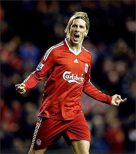 Là 1 trong những sát thủ hàng đầu giai đoạn cuối thập niên trước, Torres đã thuyết phục được Chelsea bỏ ra 50 triệu bảng để mua anh về hồi tháng 1/2011