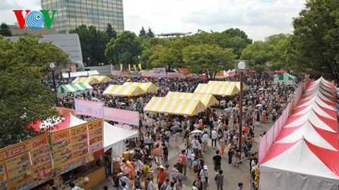Một ngày Việt Nam được tổ chức tại Nhật Bản. (Ảnh minh họa- VOV)