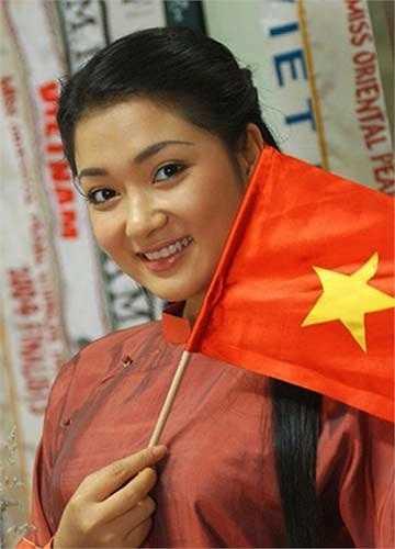 Hoa hậu Việt Nam 2004 Nguyễn Thị Huyền đã được Ban giám khảo Hoa hậu Thế giới chọn vào Top 15 (đồng hạng 10 với hoa hậu Trung Quốc) nhờ vẻ đẹp đặc trưng của phụ nữ Á Đông và hình thể lợi thế (84-60-91) với chiều cao 1,72m.