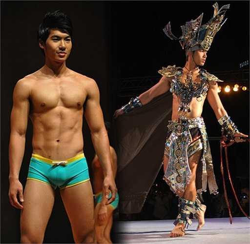 Người mẫu Trương Nam Thành sau khi giành giải phụ Nam vương thời trang & phong cách, Top 10 Nam vương tài năng cũng lọt top 10 cuộc thi Mister World 2012. Trước đó vào năm 2011, anh cũng đoạt danh hiệu Á Vương 3 tại Manhunt 2011.