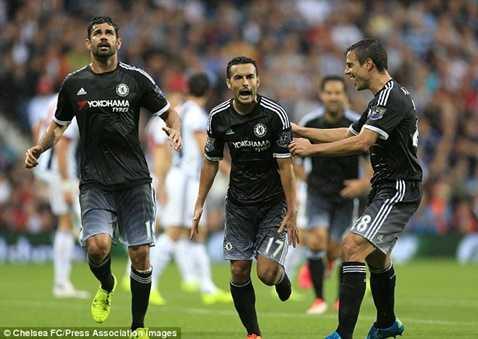 Pedro có tiếp tục tỏa sáng trong trận Chelsea vs Crystal Palace?