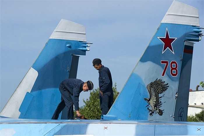 Công tác chuẩn bị cho Sukhoi Su-33