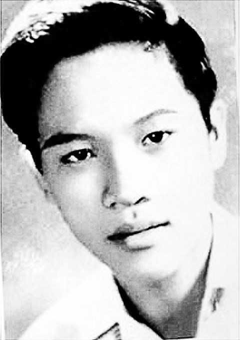 Ông Phạm Ngọc Thảo thời trẻ.