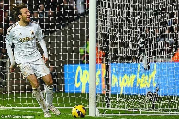 Từng là ngôi sao của Swansea nhưng giờ thì Michu đang là cầu thủ tự do. Anh có thể sang Aston Villa dưới dạng miễn phí
