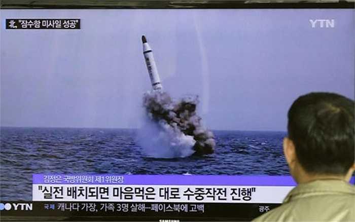 Ngay sau khi cuộc tập trận chung Mỹ - Hàn kết thúc vào ngày 24/4, Triều Tiên tiếp tục thử nghiệm một tên lửa trên vùng biển nước này. Hàn Quốc lập tức có những cảnh báo tới người láng giềng và coi hành động này thực sự là mối đe dọa an ninh quốc tế, đồng thời bày tỏ lo ngại Triều Tiên sẽ phát triển cả một hệ thống tên lửa trong vòng 2 – 3 năm