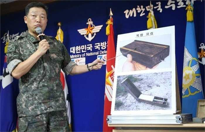 Phía Hàn Quốc lập tức mở cuộc điều tra và nhanh chóng cáo buộc Triều Tiên đứng sau các vụ đánh bom, bằng chứng là các loại bom 'hộp gỗ' tìm thấy. Họ tuyên bố sẽ trả đũa người láng giềng một cách mạnh mẽ