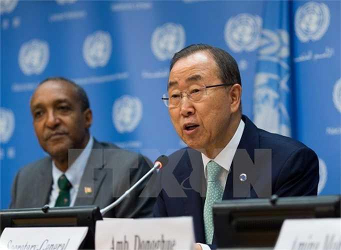 Trước tình hình căng thẳng, rất nhiều vị lãnh đạo quốc tế đã lên tiếng yêu cầu hai bên kiềm chế. Tổng thư ký Liên Hợp Quốc, Ban Ki Moon thì kêu gọi Hàn - Triều 'ngưng chiến tranh'