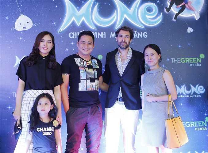 Chia sẻ về lần trở lại Việt Nam mới nhất này, Benoit Philippon cho biết: 'Tôi thật sự hào hứng khi được giới thiệu đứa con bé bỏng Mune' đến với khán giả Việt Nam.