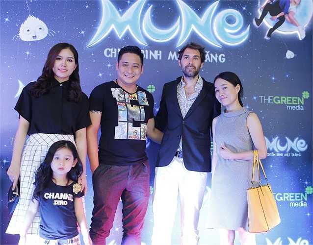'Tôi hy vọng khán giả của Việt Nam dù ở độ tuổi nào cũng sẽ có thể tìm thấy bản thân mình, những giấc mơ tươi đẹp của mình từ Mune!'. - đạo diễn chia sẻ.