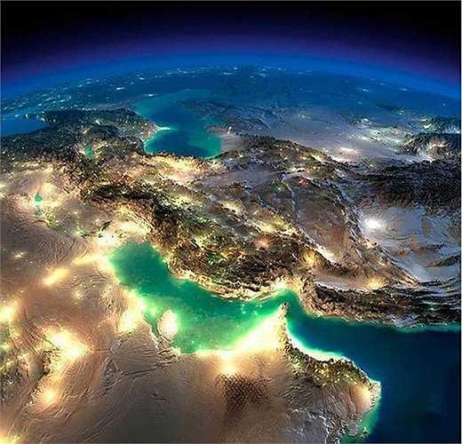 Khu vực phía Đông của Bắc Phi và Tây Á