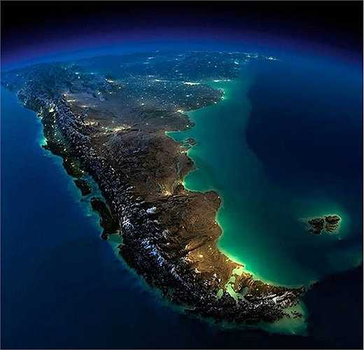 Khu vực cực Nam của Nam Mỹ