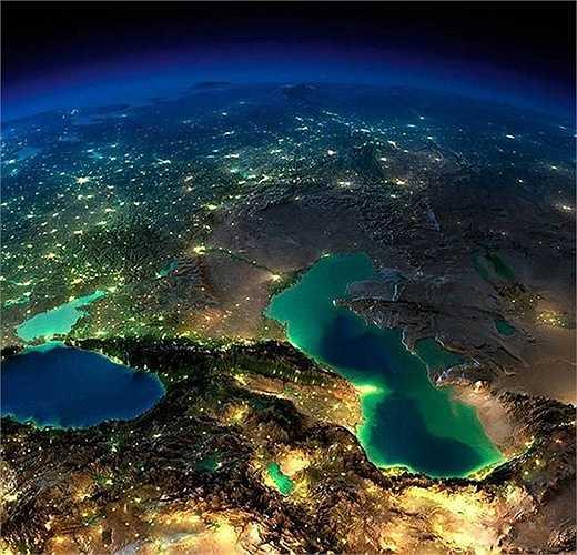 Khu vực biển Đen và Nam Âu