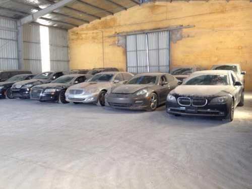 UBND tỉnh Quảng Ninh khẳng định, dàn siêu xe của Dũng mặt sắt vẫn lưu giữ trong kho