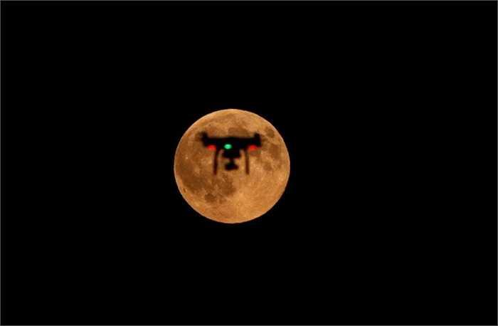 Siêu trăng sẽ còn xuất hiện vào hôm 28/9 và 27/10